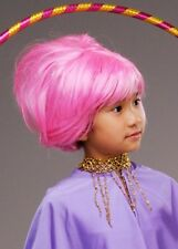 Childrens Greatest Showman Anne Wheeler Style Pink Wig