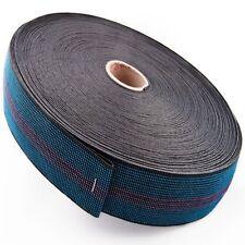 Elasticated JUMBO webbing 20m roll upholstery seat elastic upholstery webbing
