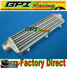 Front Mount Intercooler 400x155x60 Bar & Plate Universal Fit Turbo/ Supercharger