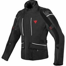 Dainese D-cyclone Gore-tex G2 Wave Waterproof Motorcycle Jacket Black White M