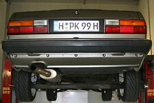 Heckschürze 3 pièces AUDI 80 GTE type 81 85 quattro, 2 porte, 4 porte Heckansatz