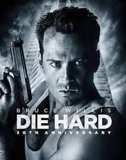 Die Hard (Blu-ray Disc, 2018, 30th Anniversary) No Digital Code