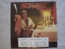 "PATTI LABELLE~Tasty~1978 NM/EX Epic JE 35335 Wht Label Promo 33rpm 12"" Vinyl LP"