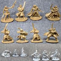 Lot 14x 28mm Reaper Miniatures D&D Dungeons & Dragon War Game Figure Collectible