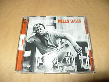 The Essential Miles Davis 2 cd 23 tracks 2001 Excellent condition
