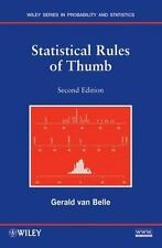 Statistical Rules of Thumb (Paperback or Softback)