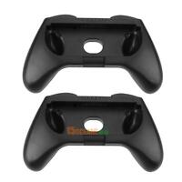 2 Pack Handgrip Stand Support Handle Handheld Holder for Nintendo Switch Joy-Con