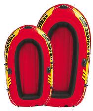 Intex Canotto Explorer Pro 100 Gonfiabile cm 160x94x29h Mare Piscina Spiaggia