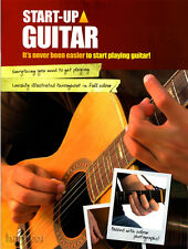 Guitarra de arranque aprende a jugar tutor método Teach Yourself Libro