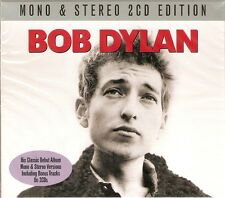 Bob Dylan - Debut Album - Mono & Stereo 2CD Edition (2CD 2013) NEW/SEALED