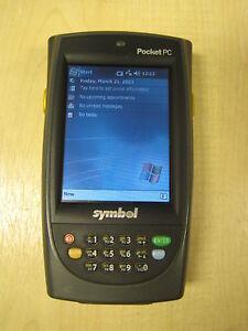 Symbol PPT8800 Handheld PDA  Color Computer Barcode Scanner PXA PPt8800-R3BZ1000