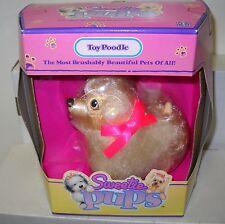 #5848 NRFB Vintage Hasbro Sweetie Pups Toy Poodle Dog