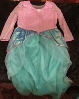 Disney Little Mermaid Women Adult Small dress/gown costume Halloween/dress up