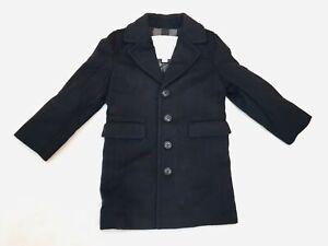 Burberry Boy Coat Mini Albie Black 4 Years