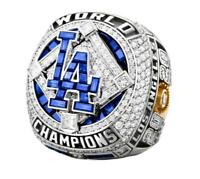 Los Angeles Dodgers 2020 World Series Championship Ring Size 8 / 14 Pre-sale