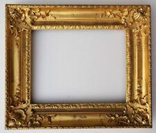 cadre ancien bois doré Louis XIV Régence tableau France