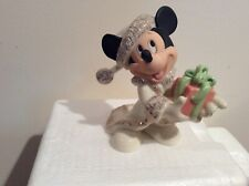 """Lenox """"Christmas With Mickey Mouse """""""