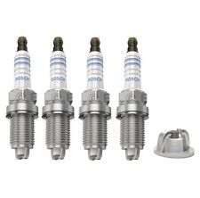 Spark Plugs x 4 Bosch Fits Mini BMW Audi A3 A4 Seat Leon Skoda VW Golf Beetle