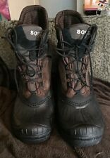Sorel Odyssey Winter Pac Boots - Thinsulate Insulated (For Men) Size 11.5 BROWN