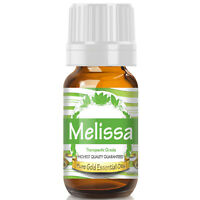Melissa Essential Oil (Premium Essential Oil) - Therapeutic Grade - 10ml