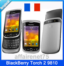 Telephone Portable BLACKBERRY BlackBerry Torch 2 9810 WiFi GPS 5.0MP 3.2