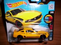FORD MUSTANG GT - HOT WHEELS - SCALA 1/55