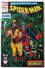 Spider-Man #9 (Apr 1991, Marvel) (C5217) Perceptions Part 2 of 5 Todd McFarlane
