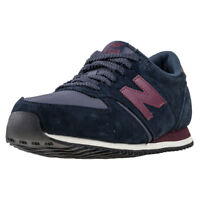 New Balance 420 Classic 70s Running Mens Blue Walking Trainers New Style