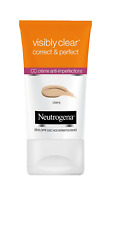 Neutrogena Visibly Clear Correct & Perfect CC Crème Anti-imperf Clair 50 ml