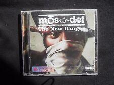 MOS DEF - THE NEW DANGER - 2004 - HiP HOP CD