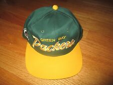 Vintage Sports Specialties GREEN BAY PACKERS Pro-Line (Adjustable Snap Back) Cap