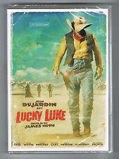 LUCKY LUKE - JEAN DUJARDIN, MICHAËL YOUN & DANIEL PREVOST - DVD NEUF NEW NEU