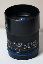 Zeiss Loxia 35mm f/2.0 E-Mount Prime Full-frame Lens