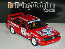 1/43 Trofeu Audi Quattro A2 #5 3 Stadte Rally 1986 Hohenester RRDE08