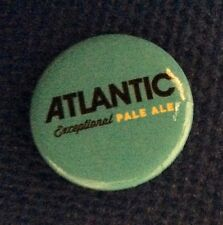 Sharp's Atlantic Pale Ale brewery pin badge, new