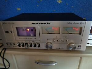 Marantz Stereo Cassetten Deck 5010