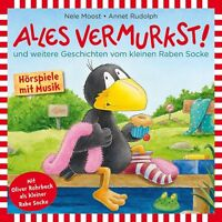 KLEINER RABE SOCKE - ALLES VERMURKST!   CD NEU