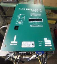 OKUMA VAC II DRIVE UNIT TYPE B_D8-B_E4809-045-140-B_VACA303J_VAC CARD1_0412.9789
