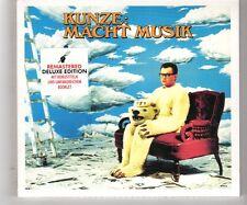 (HK87) Kunze, Macht Musik - 2009 Sealed CD - Remastered Deluxe Edition