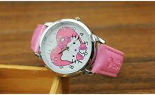 Reloj HELLO KITTY watch rosa pink Precioso A1234