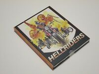Hellriders Blu-ray with Limited Edition Slipcover Vinegar Syndrome RARE
