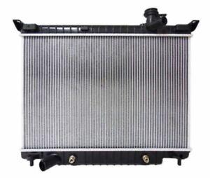 Radiator for 02-09 Chevy Trailblazer Isuzu Ascender GMC Envoy 4.2 L6 Fits CU2458