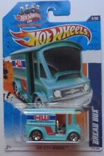 2011 Hot Wheels Bread Box Col. #171 (Teal Version)