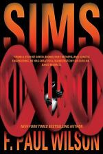 Sims by F. Paul Wilson (2010, Paperback)