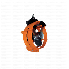 """Propeller Safety Guard 11"""" Outboard 25-35 hp Marine Thruster Protective Cover"""