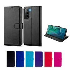 Case For Samsung Galaxy S20 Ultra, S20 Plus, S20, S21 Leather Flip Wallet Cover
