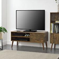 B-WARE Fernsehtisch TV Lowboard Board Fernseher Schrank Unterschrank Holz