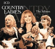 Country Ladies - The Album - 2 CD NEU OVP