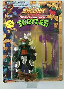 Teenage Mutant Ninja Turtles TMNT Shogun Mike Vintage 1994 Action Figure NEW