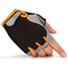 Antiskid Cycling Gloves Mountain BIKE Motorcycle Sport Half Finger Gloves M/L/XL